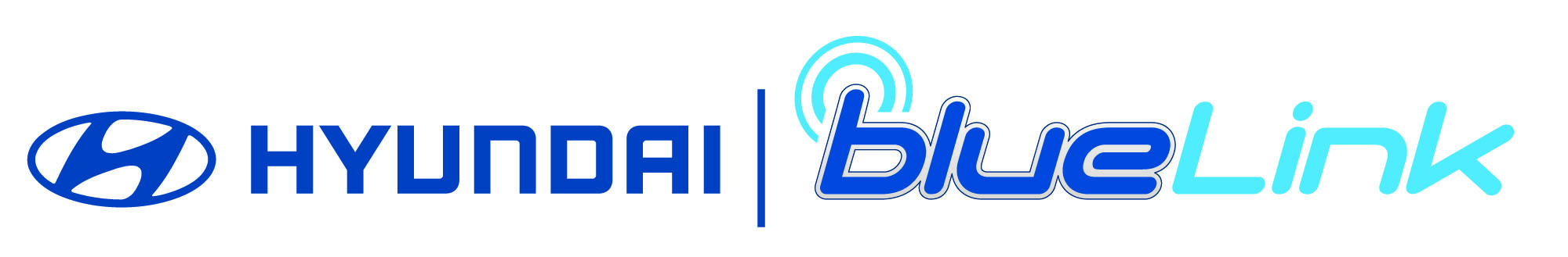 Hyundai BlueLink Logo Hyundai BlueLink Telematics HUB Hyundai West